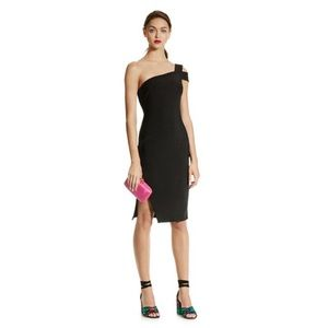 Likely Packard One Shoulder Dress